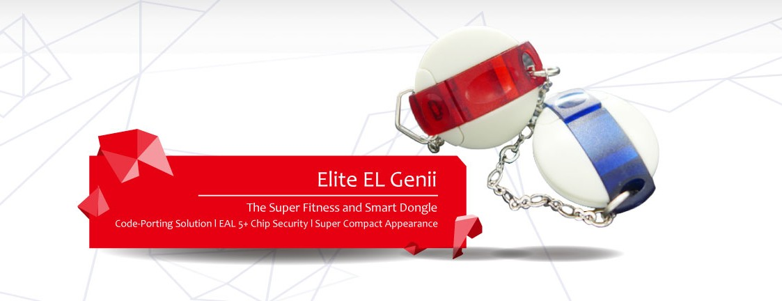 Senselock Elite EL Genii - Dongle Software Copy protection